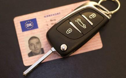 Den bedste vej til kørekortet